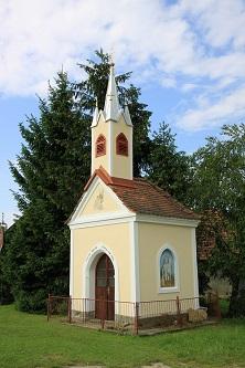Prestavitev kapele Gabrnik
