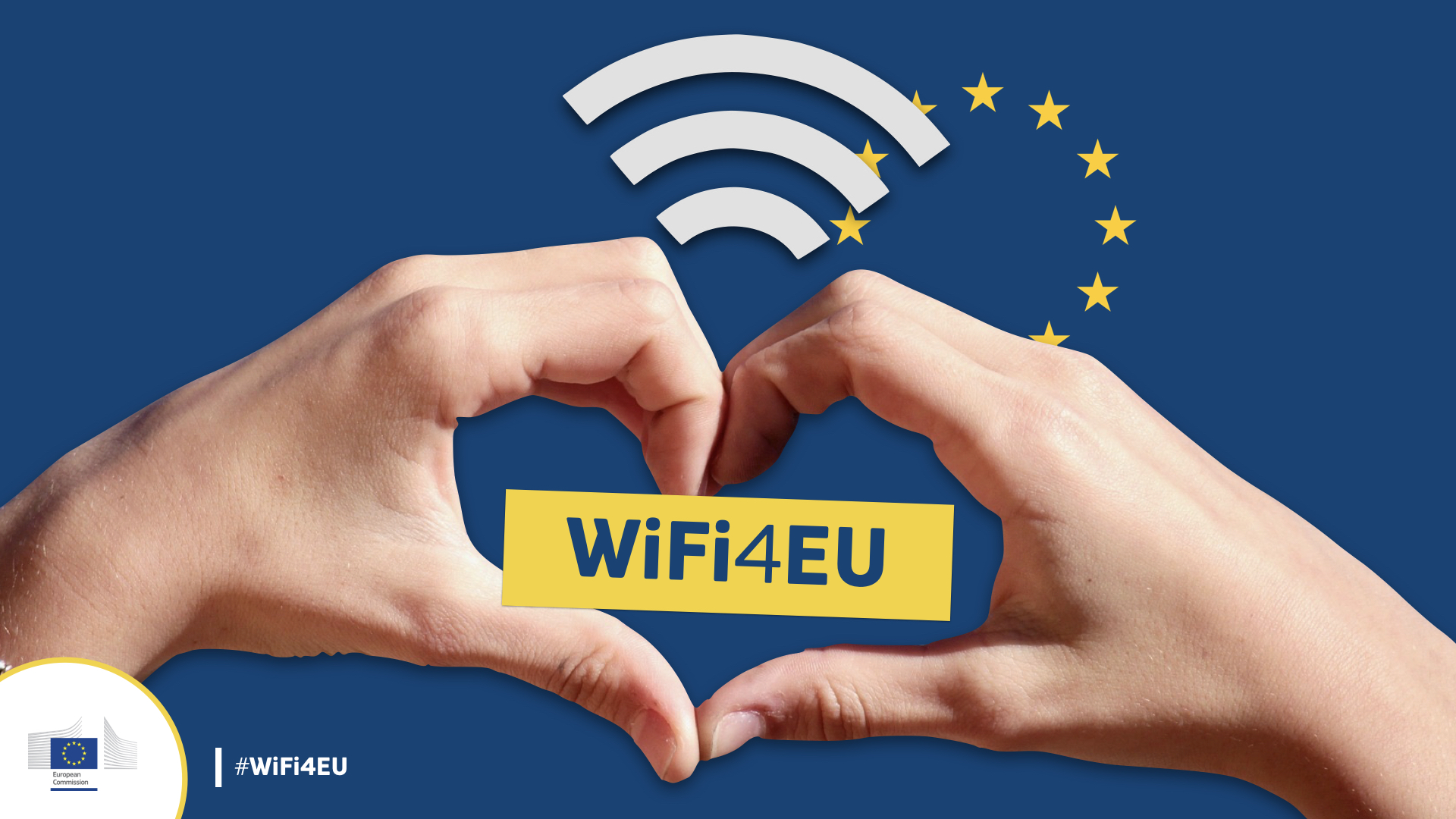 V centru Juršincev brezplačni wi-fi v sklopu projekta WiFi4EU